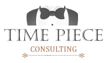 Logo Time Piece - Consulting